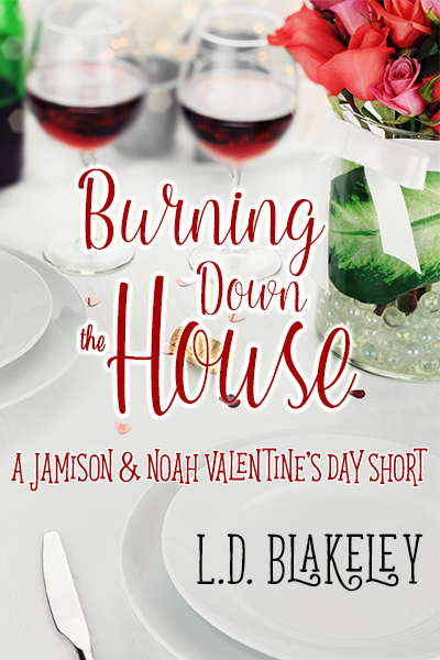 Burning Down the House by L.D. Blakeley