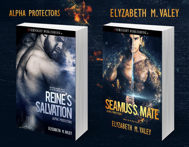 Alpha Protectors by Elyzabeth M. VaLey