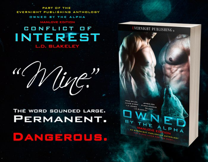 """Mine."" 
