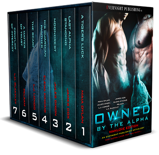 Owned by the Alpha: Manlove Edition (Box Set)