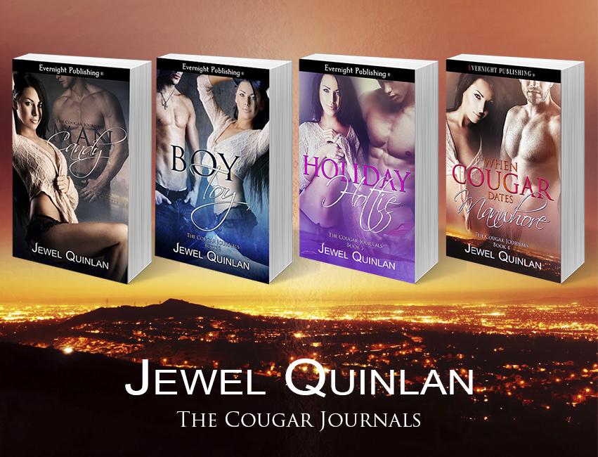 Jewel Quinlan: The Cougar Journals