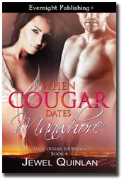 When Cougar Dates Manwhore (The Cougar Journals #4) by Jewel Quinlan