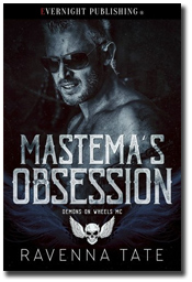 Mastema's Obsession (Demons on Wheels #3) by Ravenna Tate