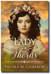 Lady of Thorns (Two Thrones #3) by Nicola M. Cameron