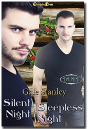 Silent Knight / Sleepless Knight by Gale Stanley  | Cover art: Bryan Keller | Genres: Gay Romance, Multiple Partners, Holiday | Length: Box Set | Page Count: 145