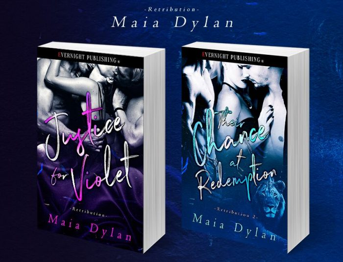 The Retribution series by Maia Dylan