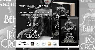 NEW: Behind the Iron Cross by Nicola Cameron