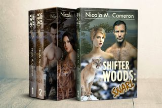Shifter Woods: Snarl (Esposito County Shifters #3)