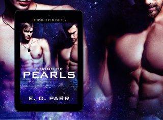 NEW RELEASE: String of Pearls by E.D. Parr