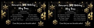Happy New Year | Cameron's Holiday Blog Tour