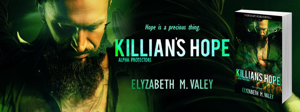 Banner - Killian's Hope by Elyzabeth M. VaLey
