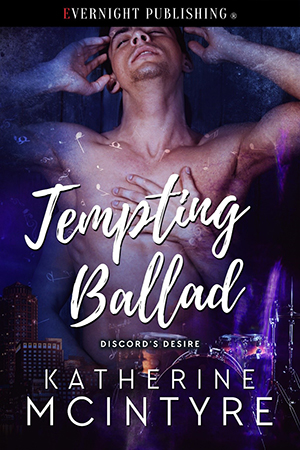 Book Cover - Tempting Ballad Katherine McIntyre