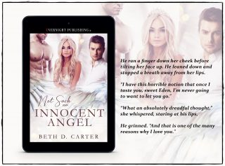 Q & A: Beth D. Carter's Not Such An Innocent Angel