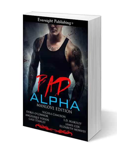 Bad Alpha: Manlove Edition Paperback
