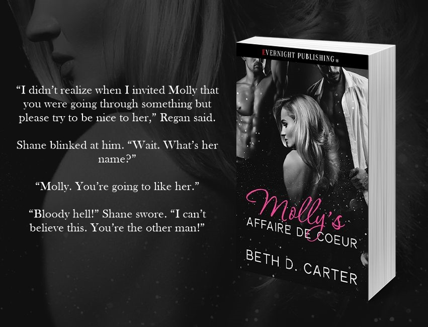 Excerpt from Molly's Affaire de Coeur by Beth D. Carter