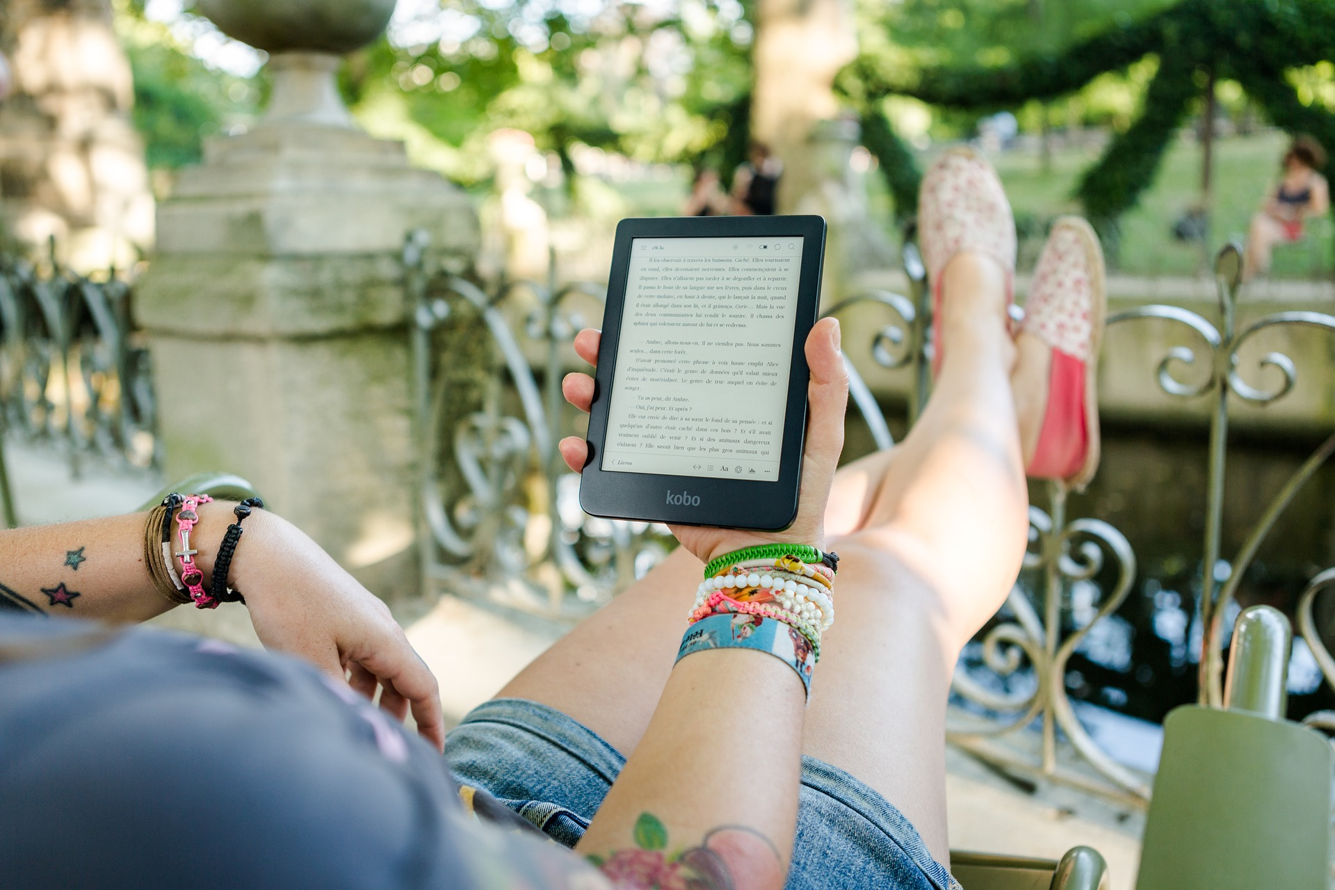 Summer Reading in the Park
